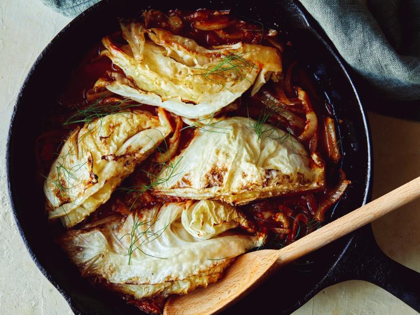 Melting Cabbage