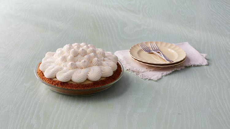 Martha's Banana Cream Pie